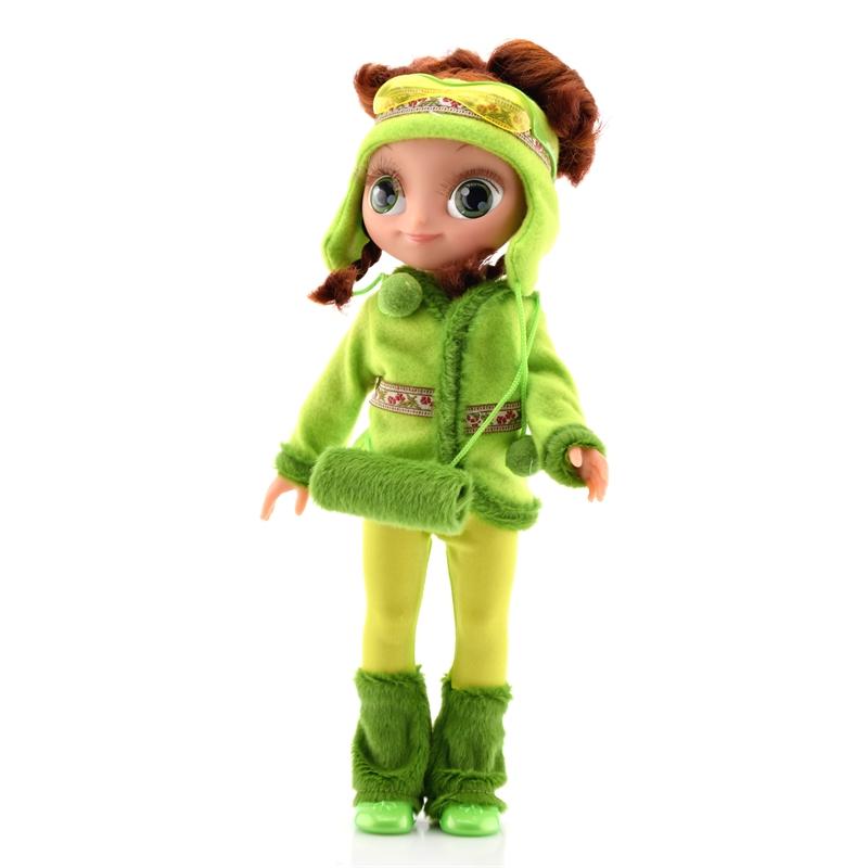 """Кукла """"Сказочный Патруль. Маша"""" 33см озвуч. в зимней ..."""